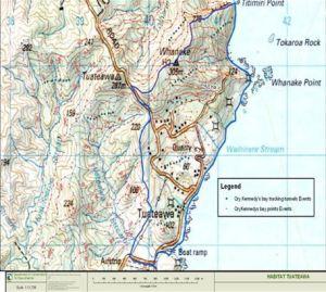 Tuateawa Pest Control Area